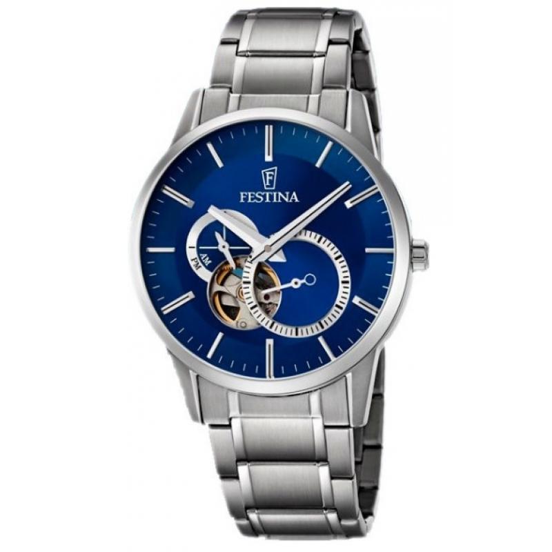 Pánské hodinky FESTINA Automat 6845 3  add28456ac2