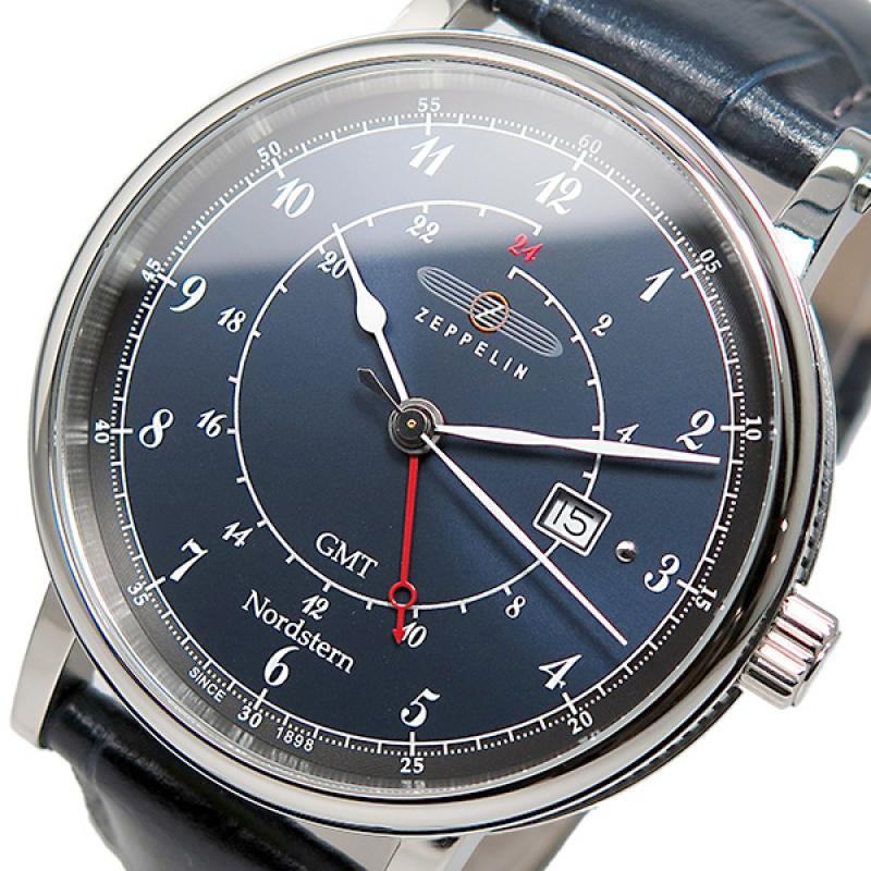 1fc5a59a2f8 Pánské hodinky ZEPPELIN Nordstern 7546-3 ...