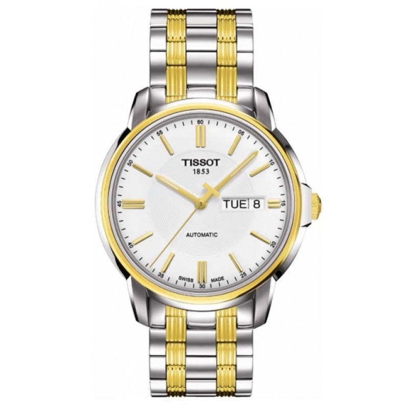 Pánské hodinky TISSOT Automatic T065.430.22.031.00  79413aa4f30